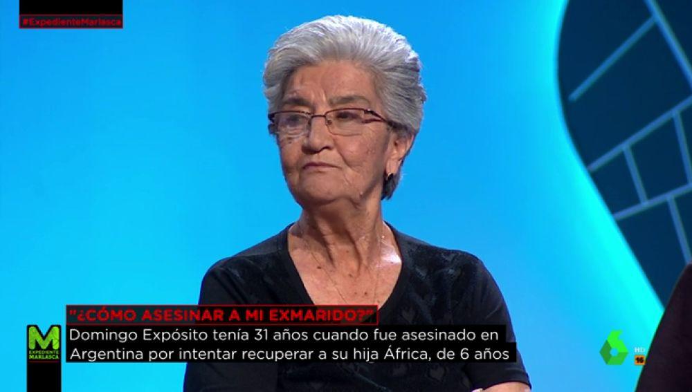 Madre de Domingo Expósito