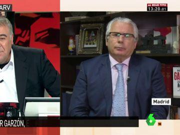 """Garzón critica las palabras de Catalá sobre Gürtel: """"El 'ra-ta-ta-ta' debe ser un argumento de peso ante la grave situación que vive el país"""""""
