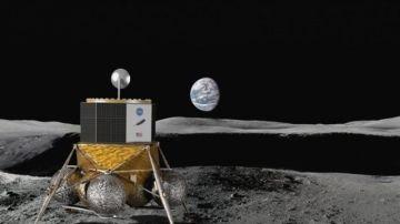Bezos quiere trasladar la industria a la Luna