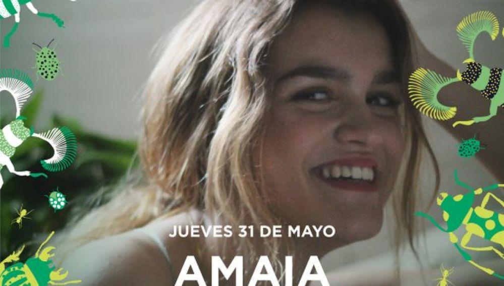 Amaia, de 'OT', actuará en el Primavera Sound