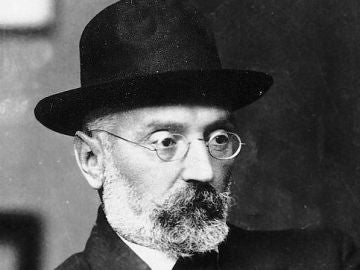 El escritor y filósofo Miguel de Unamuno