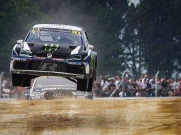 Johan Kristoffersson gana el estreno del World RX en Silverstone