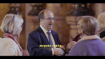 Miquel Iceta en Bienvenidas al norte y al sur