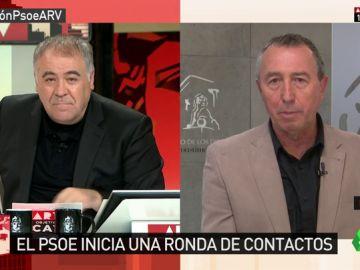 """Joan Baldoví: """"No dejaremos que la corrupción siga gobernando. Es una legislatura muerta y votaremos 'sí' a la moción de censura"""""""