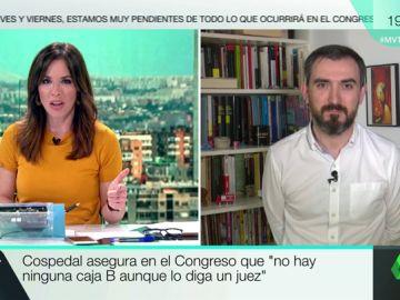 """El análisis de Ignacio Escolar sobre la posibilidad de que salga adelante la moción de censura a Rajoy: """"Está muy dudosa"""""""
