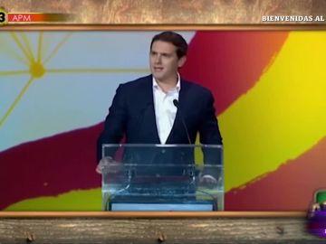 La 'declaración' de amor definitiva de Albert Rivera a Marta Sánchez