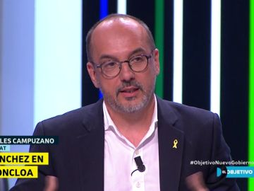 Carles Campuzano, del PDeCAT