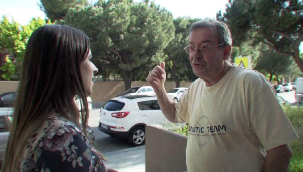 """<p>El miedo de los vecinos de Hortaleza a 'La banda del disolvente': """"No puedes ir a casa tranquila""""</p>"""