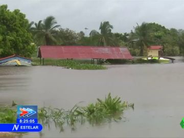 <p>Las inundaciones causadas por el paso de la tormenta 'Alberto' deja 7 muertos en cuba</p>