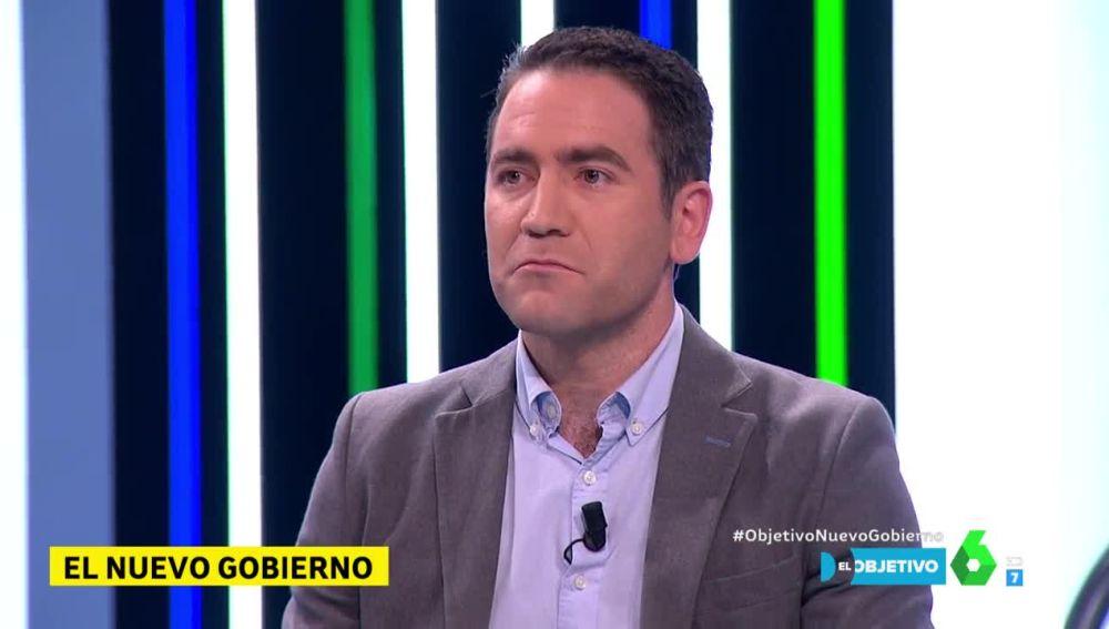 El popular Teodoro García