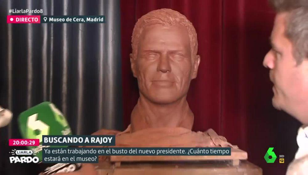 El Museo de Cera de Madrid ya trabaja en el busto del nuevo presidente del Gobierno Pedro Sánchez