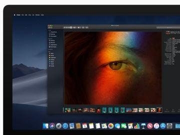 iMac dark mode