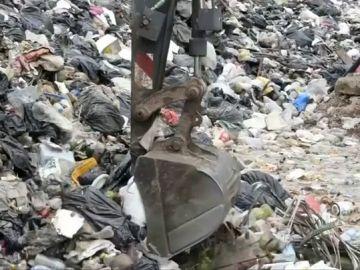 Plástico en las playas de Vietnam