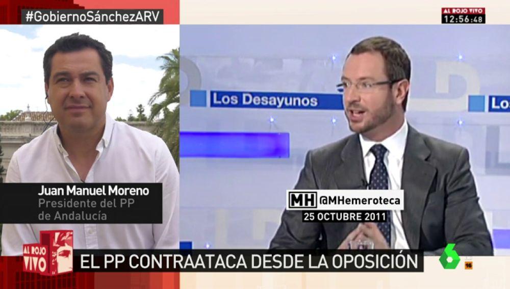 <p>Javier Maroto (PP) defendió llegar a acuerdos con Bildu cuando era alcalde de Vitoria</p>