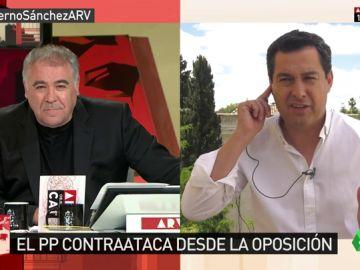 """<p>Moreno Bonilla cree que """"nunca jamás"""" se deben aceptar los votos de Bildu: """"Han colaborado con el terrorismo asesino de ETA""""</p>"""