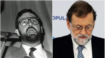 El antes y el después de Mariano Rajoy en el PP