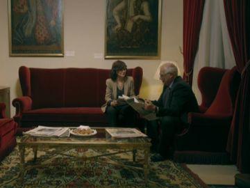 Carmen Calvo y Josep Borrell