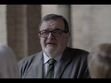 José Rodríguez de la Borbolla, expresidente de la junta de Andalucía, en Bienvenidas al sur