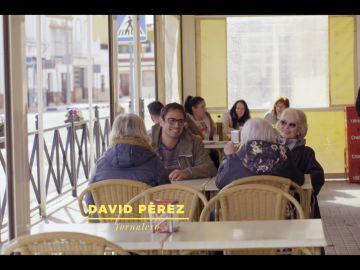 Bienvenidas al sur con el jornalero David Pérez