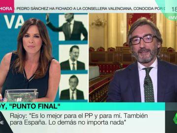 """<p>Iñaki Oyarzábal asegura que Rajoy será reconocido como """"un gran expresidente"""" y que el PP """"tiene la mejor cantera"""" de España</p>"""