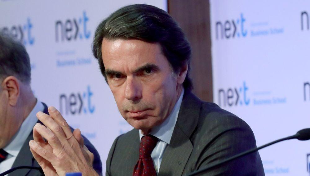 Image result for Aznar