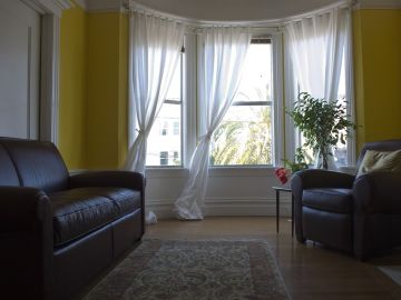 Imagen de archivo de un salón