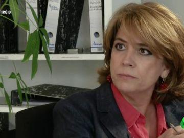 """<p>¿Quién es Dolores Delgado? Así hablaba en laSexta sobre justicia y terrorismo: """"La respuesta no puede venir de las tripas, sino de la cabeza""""</p>"""