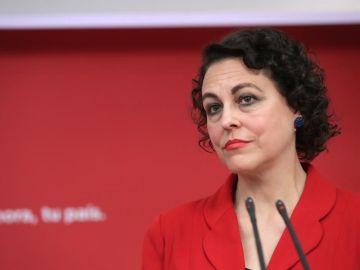 Magdalena Valerio será la nueva ministra de Trabajo