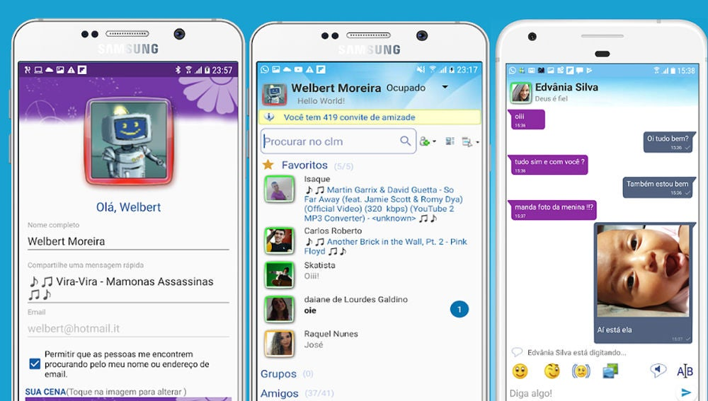 Chat Live Messenger