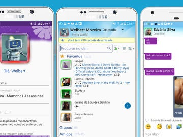 Chat Live Messenger