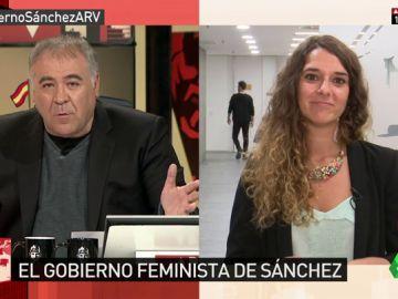 """<p>Noelia Vera critica el Ejecutivo """"monocolor"""" de Pedro Sánchez: """"Ha elegido la opción que le coloca en un Gobierno débil""""</p>"""