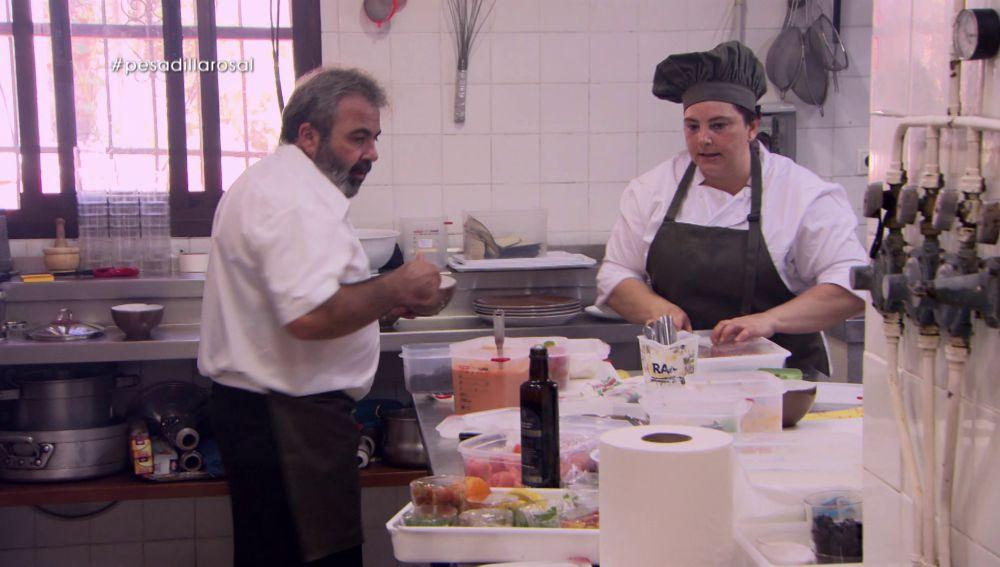 Pesadilla en la cocina: El Rosal