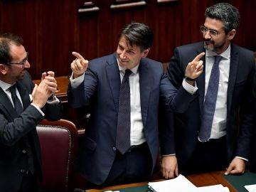 El nuevo primer ministro de Italia, Giuseppe Conte