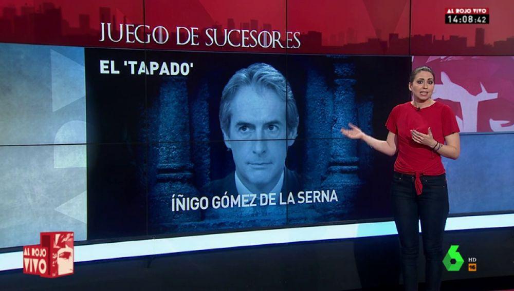 <p>Sorpresa en el 'juego de sucesiones' del PP: el 'tapado' De la Serna ya suena para sustituir a Rajoy</p>