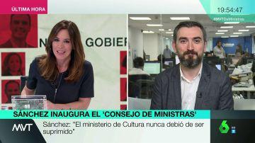 """<p>Ignacio Escolar: """"Màxim Huerta es más inteligente que la imagen que puede dar cuando le ves trabajando con Ana Rosa""""</p>"""