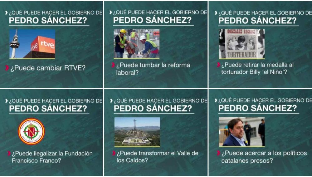 ¿Qué puede y qué no puede hacer el Gobierno de Sánchez