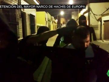 Detenido en Cádiz 'El Castaña'