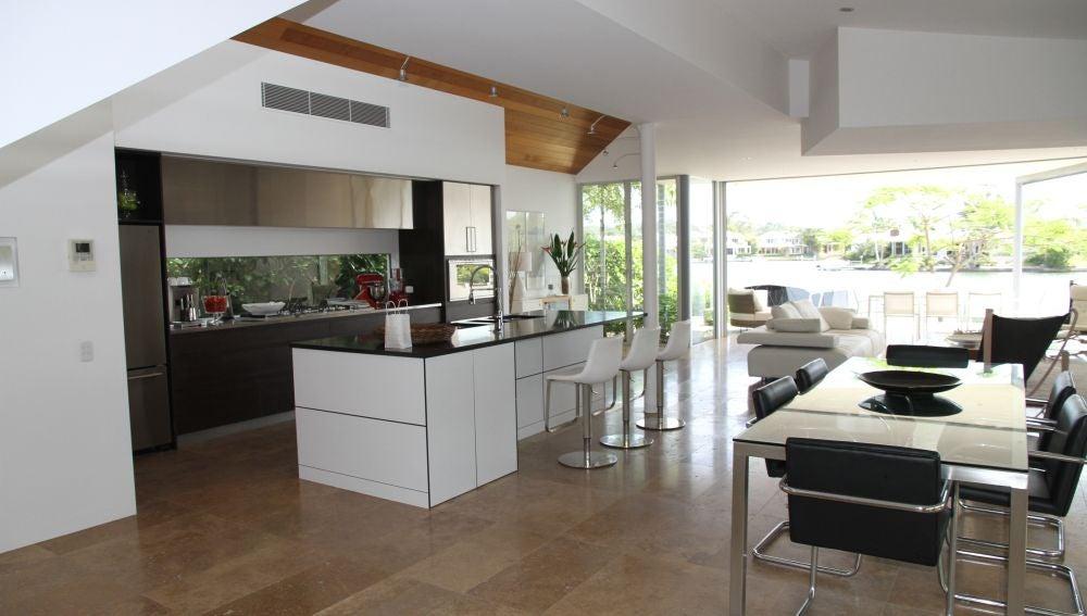 Integra el aire acondicionado en la decoración de tu hogar