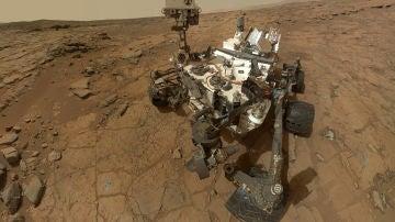Curiosity detecta intensas variaciones estacionales de metano en Marte