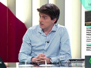 """<p>Jorge Morales de Labra, experto en energía: """"Yo no descarto un rescate a las nucleares""""</p>"""
