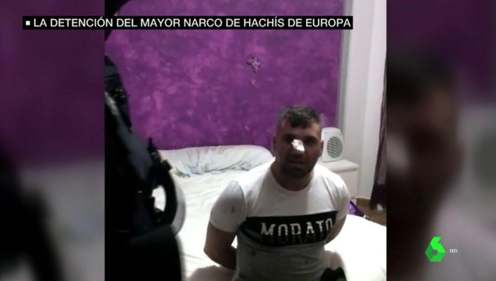 Detención de El Castaña