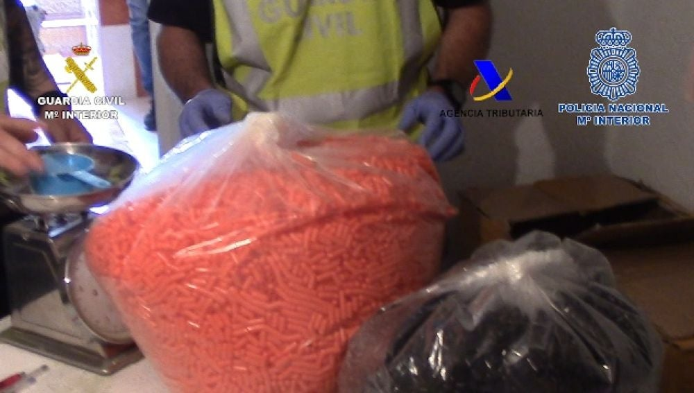 Siete detenidos por vender medicamentos ilegales como suplemento nutricional