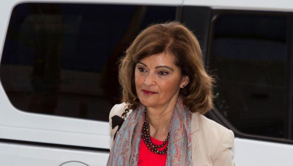 La diputada socialista Ana María Botella Gómez