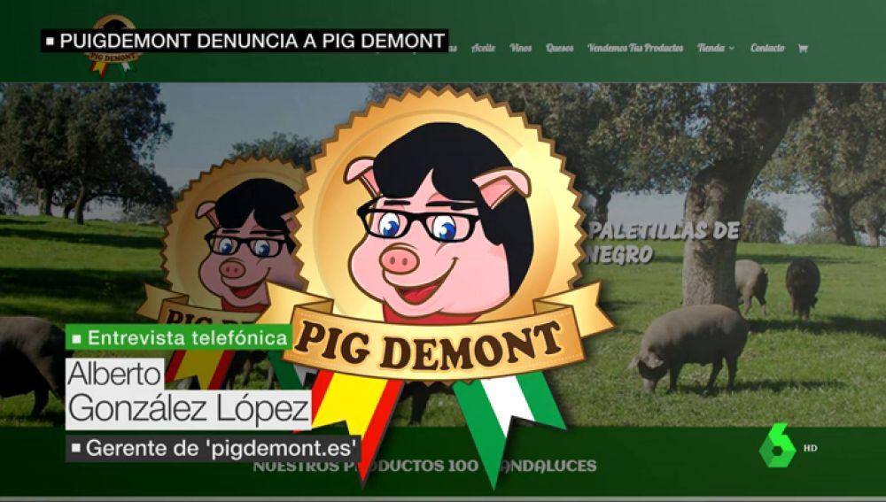 Logo de la empresa Pig Demont