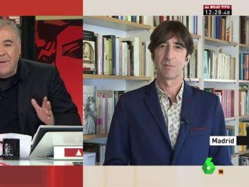"""""""De cada 100 canciones que se consumen solo tres son de manera legal"""": la triple receta de Benjamín Prado para mejorar la Cultura"""