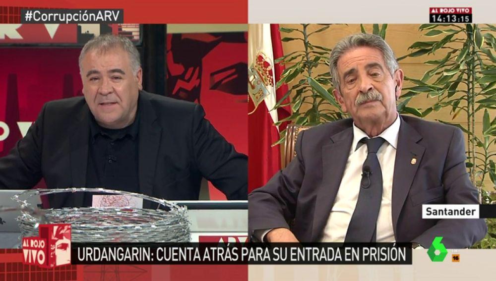 """Revilla se emociona con la acogida del barco Aquarius por parte de España: """"No somos los primeros en renta, pero sí en solidaridad"""""""