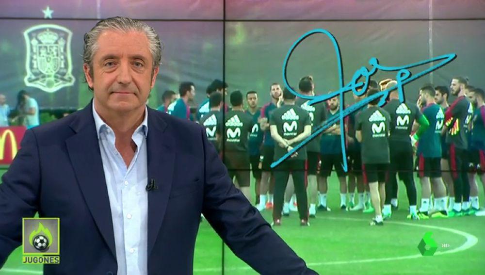 """Josep Pedrerol: """"Se acabó seguir buscando culpables. Desde hoy y más que nunca… Todos vamos con España"""""""