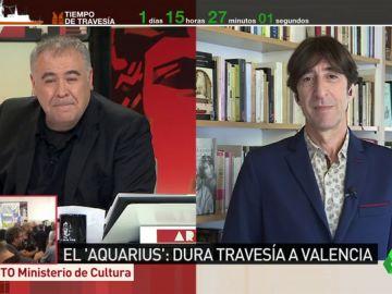 """Benjamín Prado: """"Me siento avergonzado de pertenecer a una Europa donde la gente muere de hambre y frío en sus fronteras"""""""