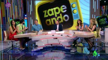 Zapeando celebra su segundo mejor dato de audiencia de la temporada