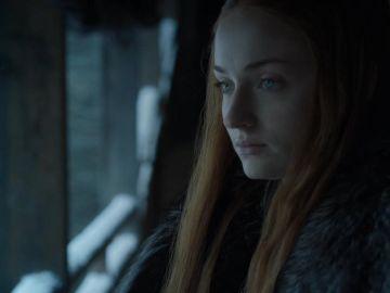 Sophie Turner, que da vida a Sansa Stark en Juego de Tronos